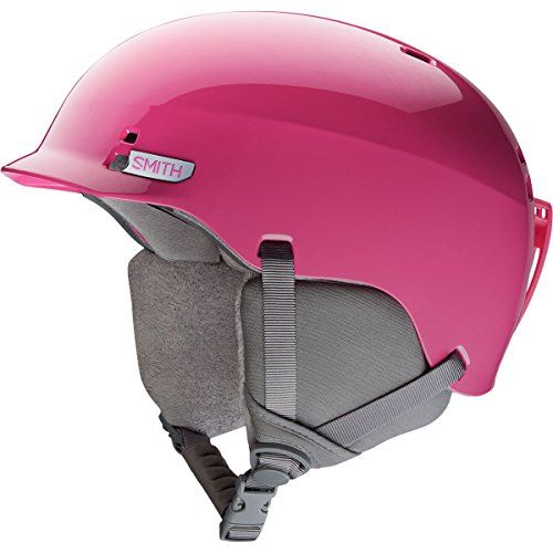 Smith Optics Gage Jr. Ski Snowmobile Helmet - Bright Pink / Medium * You can get additional details at the image link.