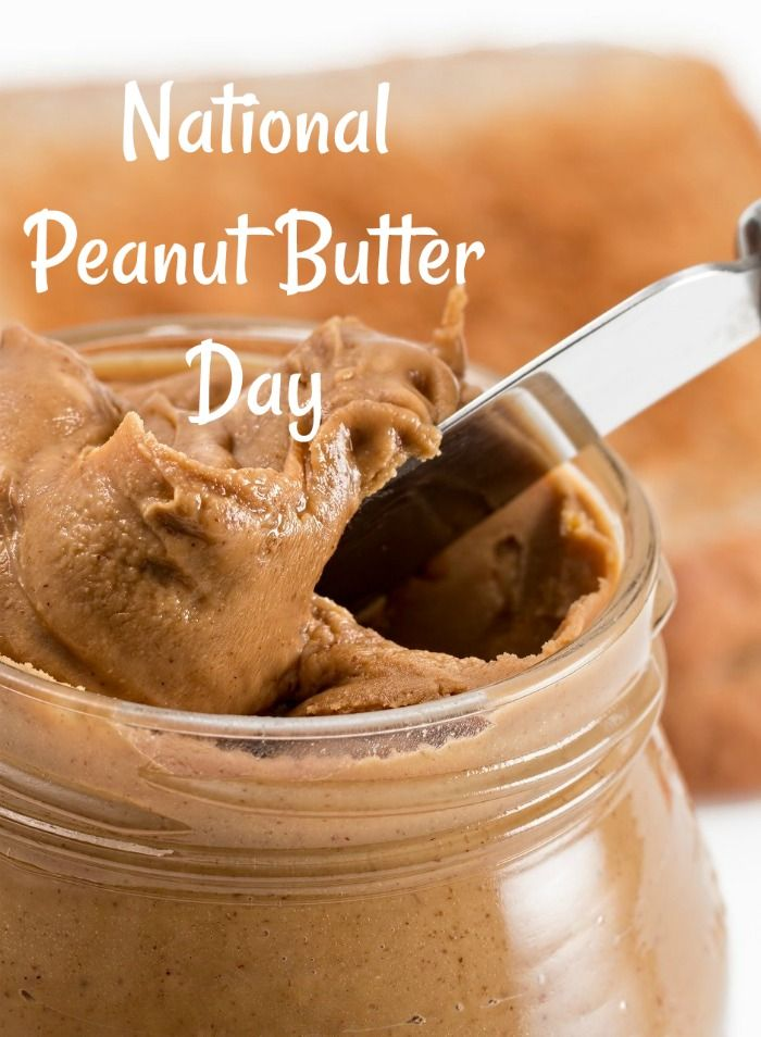 National Peanut Butter Day January 24 Fun Facts And Recipes Recipe In 2020 Peanut Butter Peanut Butter Recipes Peanut Butter Breakfast Bar