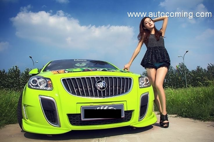 Buick Regal GS 2.0T AT (2012)