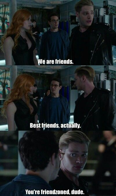 """#Shadowhunters 1x02 """"The Descent Into Hell Is Easy"""""""