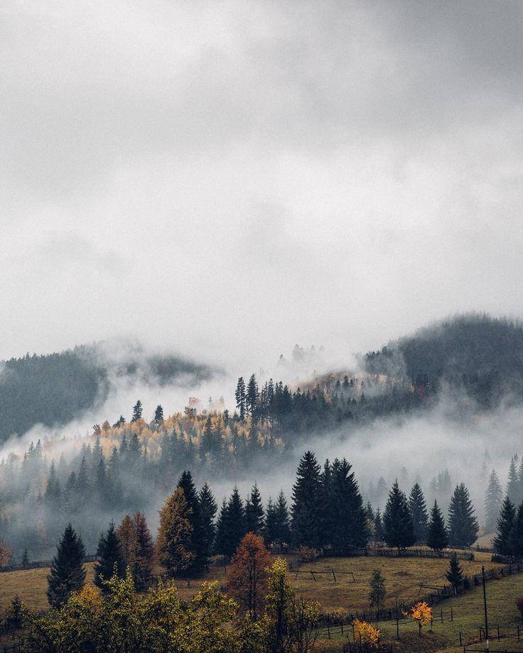 Autumn Mood, Romania.