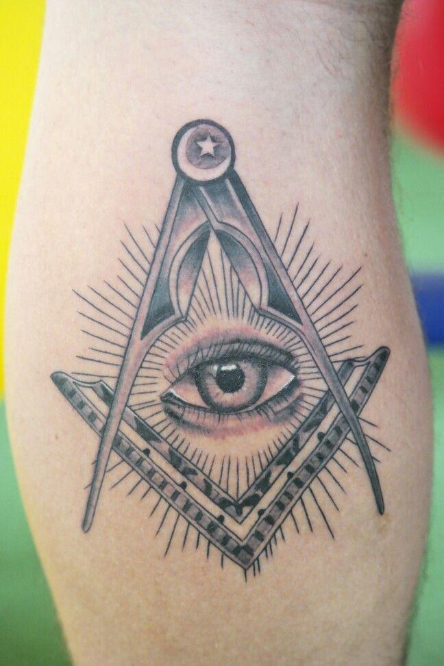 Bingha Tattoo Salvador-Ba Maçonaria GLEB