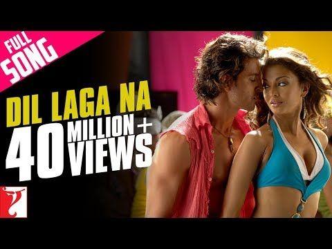 Dil Laga Na - Full Song | Dhoom:2 | Hrithik Roshan | Aishwarya Rai - YouTube