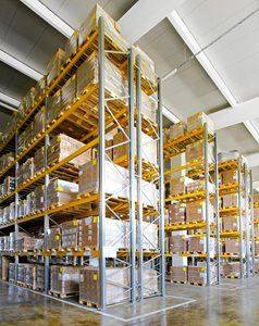 #Warehouse_Shelving, These shelving units can provide storage for all types of products and depending on your needs our sales representatives will be able to help you solve your storage problems. With vastly diversified products that need storage in your warehouse Ampro will help you meet your needs.