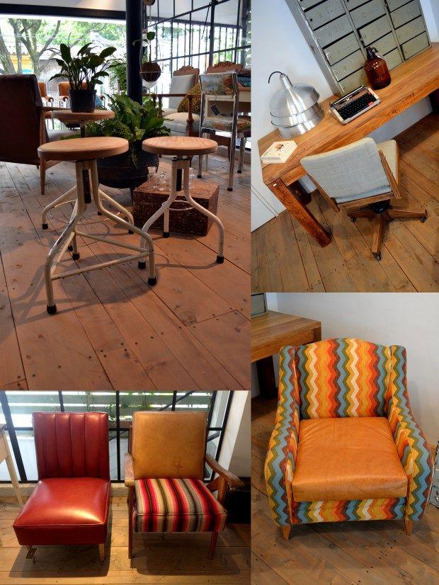 Furniture from LA GUARDIA mobiliario