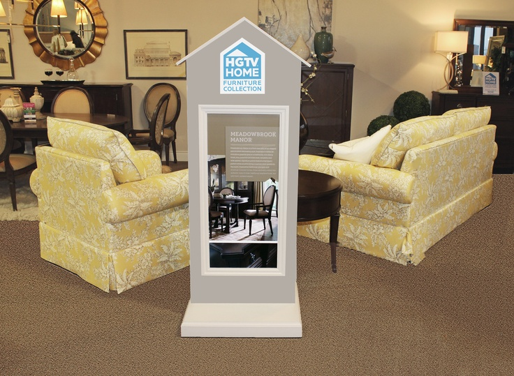 HGTV Meadowbrook Display Stand At Decorium Furniture, Toronto | HGTV HOME™ Furniture  Collection U2013 Our Latest Roll Out | Pinterest | Toronto, ...