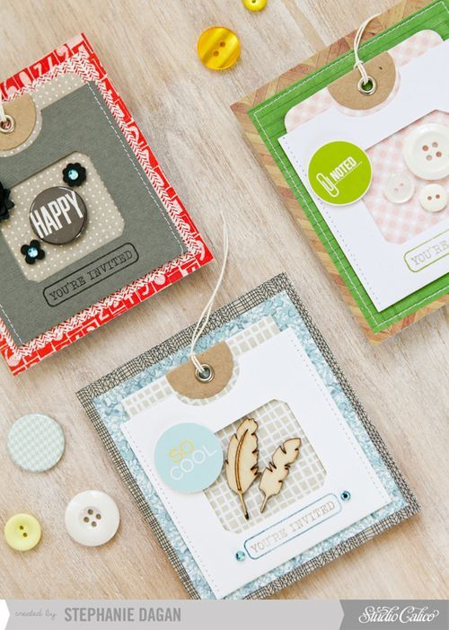 Sweet Home: Le kit de novembre - les cartes