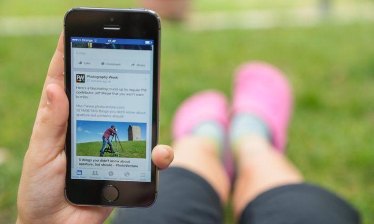 Facebook altera algoritmo para medição da popularidade de artigos