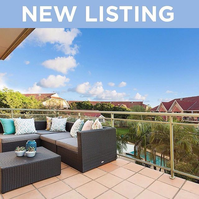 NEW LISTING: 39/18 Morgan Street, Botany. A modern lifestyle apartment in a resort style complex > click the link in my profile for more information #marnieseinor #botany #botanyliving #botanylife #mcgrath #easternsuburbs #openhome #property #sydneyproperty #sydneyrealestate #sydneypropertysales #sydneypropertyprices #sydneypropertymarket #forsale #homesforsale