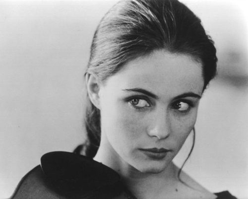 Emmanuelle Beart in 'Un cœur en hiver' | 'A heart in winter'