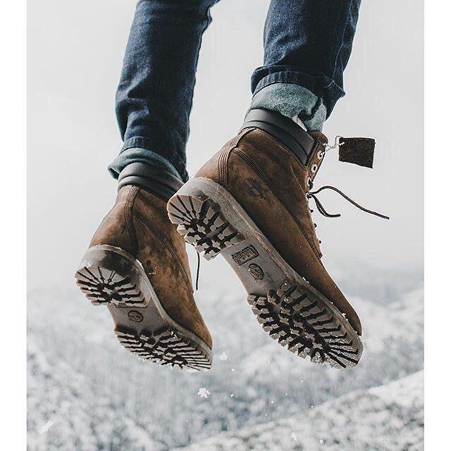 Everyday should feel like Friday.  Reaching new heights with @eldensondakh. #moderntrail #timberland
