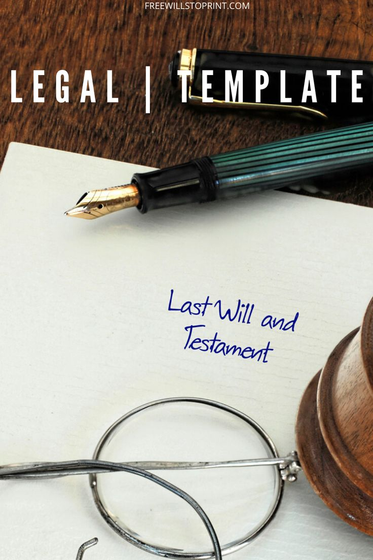 Free Download Will Form Download California Last Will And Testament Form Last Will And Testament Will And Testament Templates
