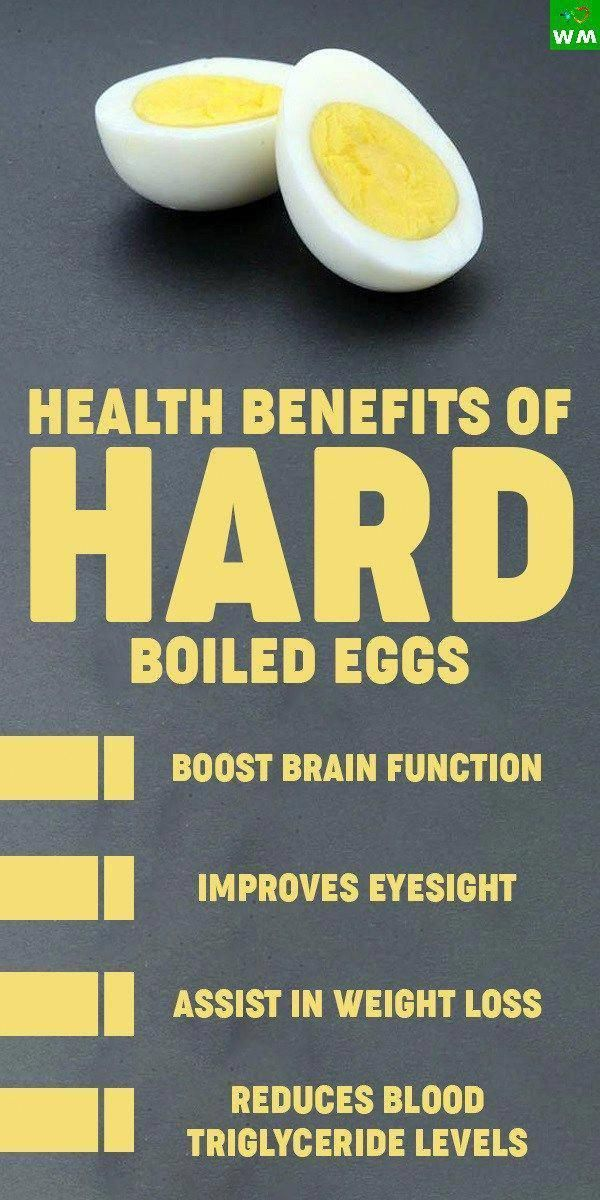 Hard Boiled Eggs Are Quite Nutritious Because They Are Packed With Vitamins Minerals And A Hos Hard Boiled Eggs Benefits Health Benefits Of Eggs Egg Benefits