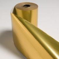Gold Stripe Jeweller Giftwrap