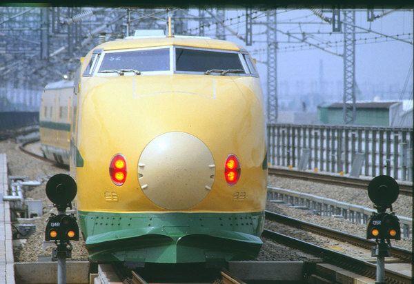 国鉄時代に東北・上越新幹線で活躍したS2試験電車