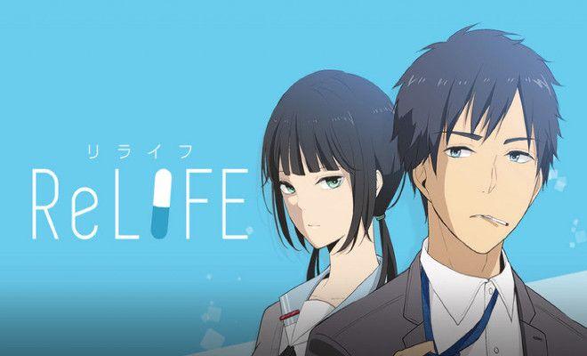 ReLIFE - Kensho Ono und Ai Kayano im Cast des TV Anime dabei - http://sumikai.com/mangaanime/relife-kensho-ono-und-ai-kayano-im-cast-des-tv-anime-dabei-120402/