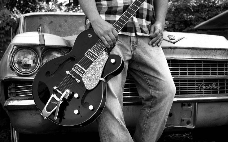 Bigsby Guitar wallpaper