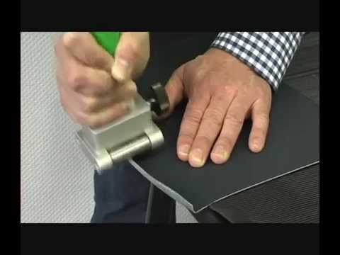 This Cool Tool Can Bend Sheet Metal On A Radius Find Out