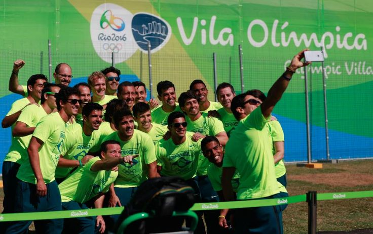More athletes move into Olympic Village ahead of Rio 2016 Games
