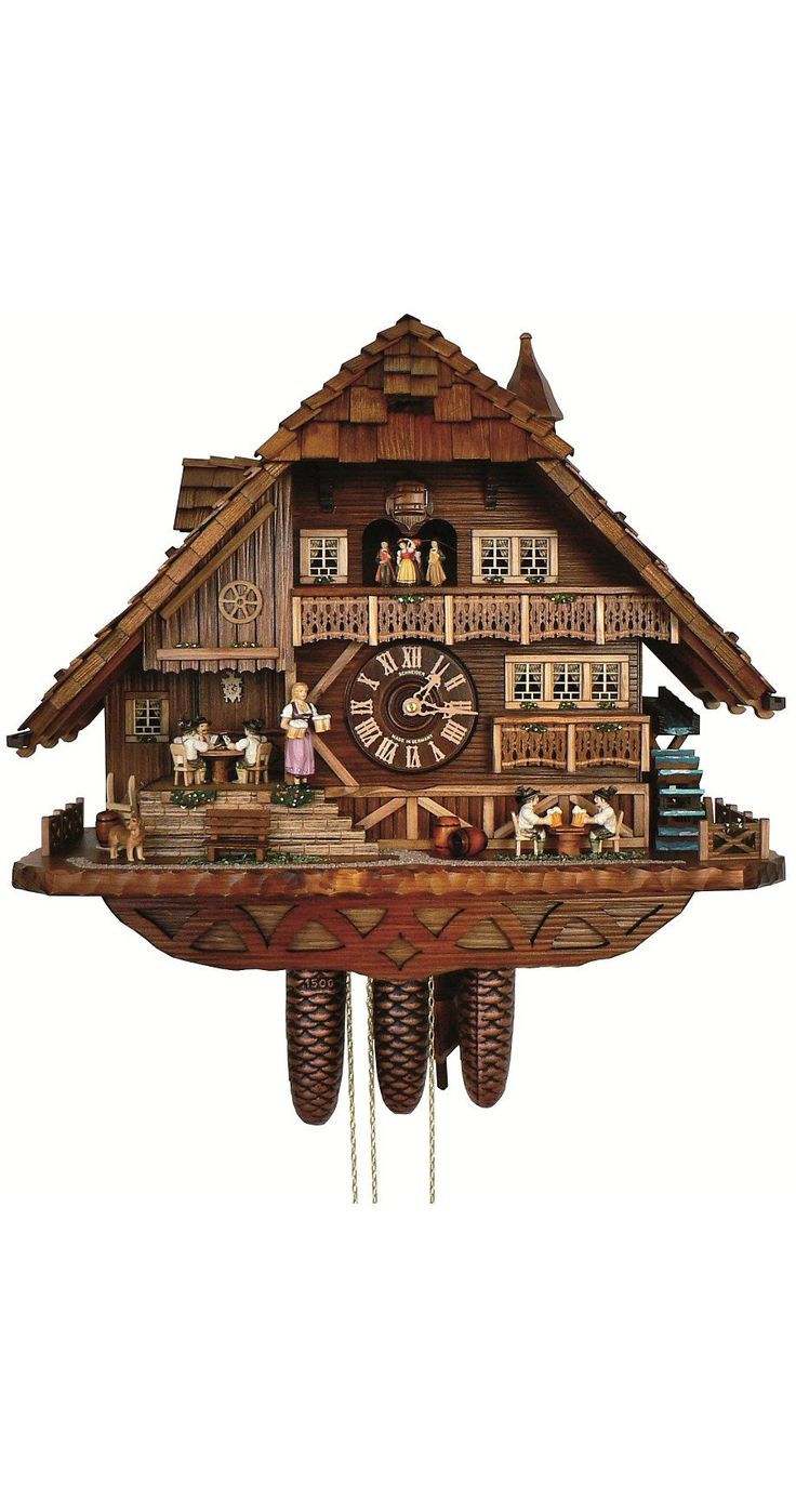 best cuckoo clock images cuckoo clocks black  cuckoo clock of the year 2014 8 day movement music