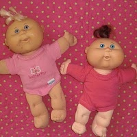 Doll clothes - several patterns.  Neat things to make with fav baby clothes