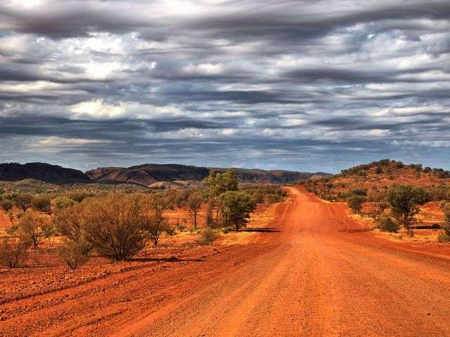 Amazing races to run before you die: Australian Outback Marathon, Australia