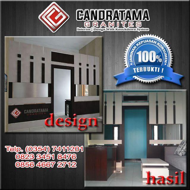 Kitchen Set Kediri - Jasa Interior Termurah Kediri - Jasa Interior Kediri - Jasa Desain Interior Rumah - Interior Rumah Kediri - Ruang Kerja Kediri