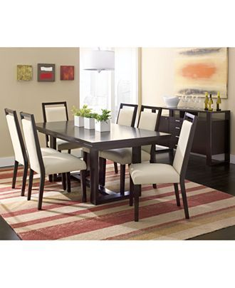 Macys Dining Table And Chairs Ailey Dining Room Furniture - Macys dining room sets