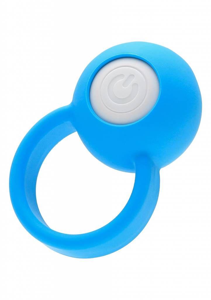 Tenga Vi-bo Ring Orb blue cockring | misswalker.nl