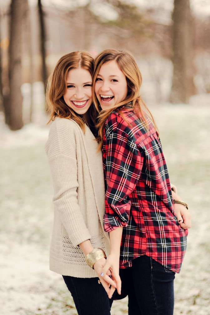 @Erin McLennon can we take adorable pictures like these??! (Best Friend Pictures)