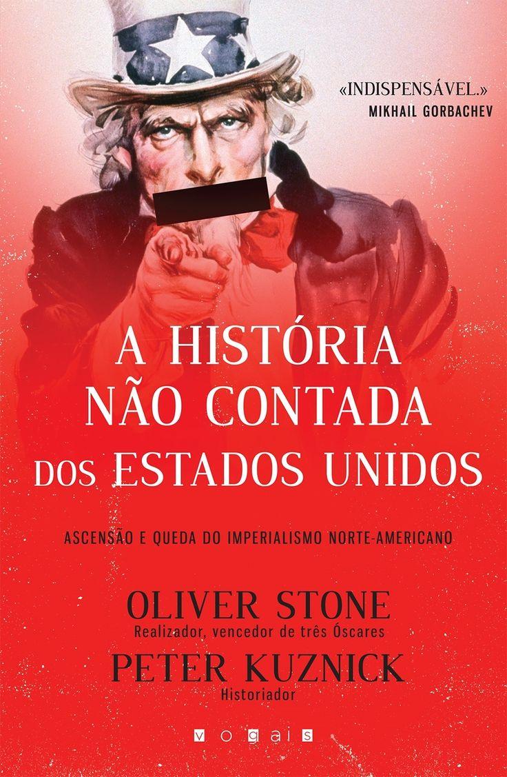A História Não Contada dos Estados Unidos, Oliver Stone, Vogais, Peter Kuznick