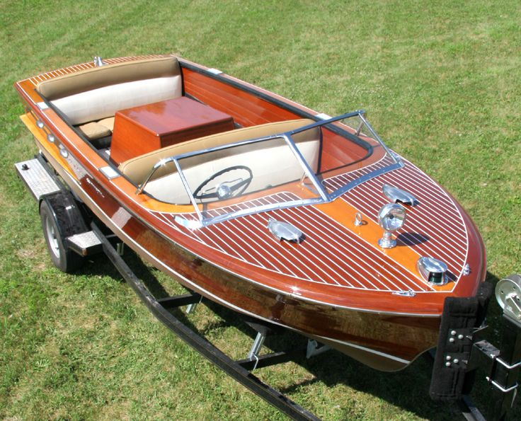 Chris Craft Boat Trailers