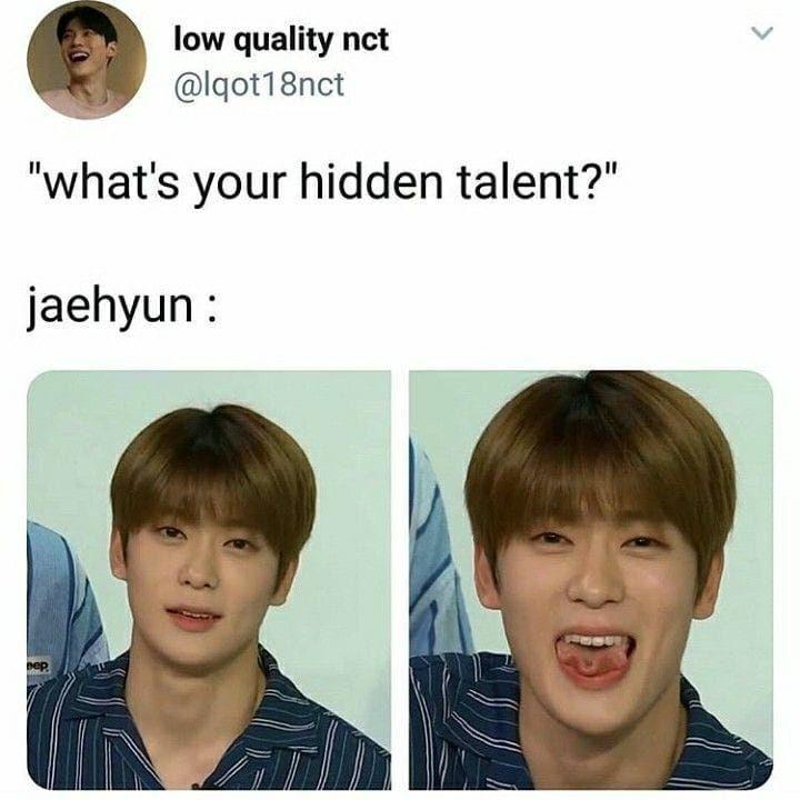 Eyyyyyy I Can Do The Same Thing Hi My Lost Brother Jaehyun Nct Nct Jaehyun