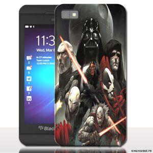 Coque blackberry z10 Star Wars - Housse rigide pour téléphone portable. #Coque #etui #Z10 #BlackBerry #StarWars