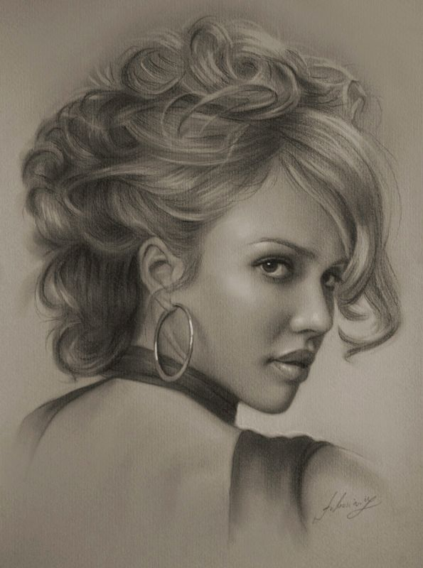Hyper Realistic Art, Pencil Drawing. . . Beautiful.
