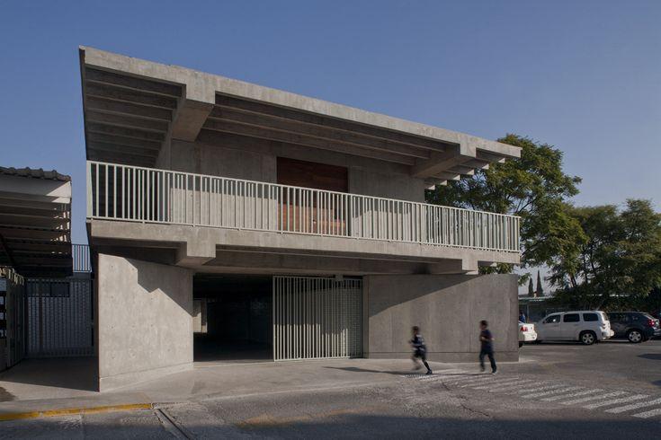 Vespertinas Colégio Nuevo Continente / Miguel Montor