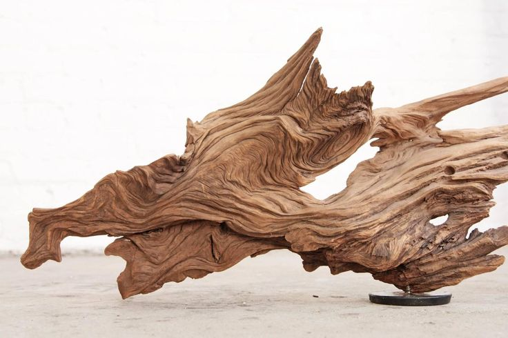 Driftwood Sculpture Organic Modern | From a unique collection of antique and modern sculptures at https://www.1stdibs.com/furniture/decorative-objects/sculptures/