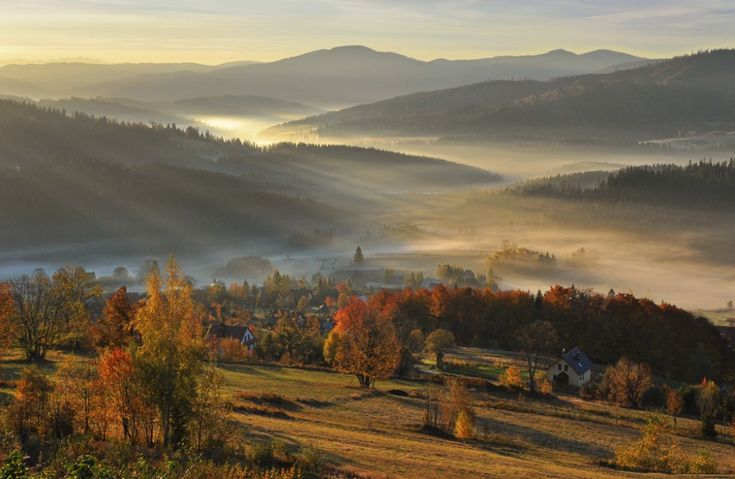 Autumn in the Beskids | POLAND | Beskidy