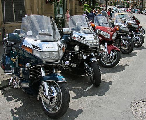 311 Best Images About Honda Goldwings On Pinterest