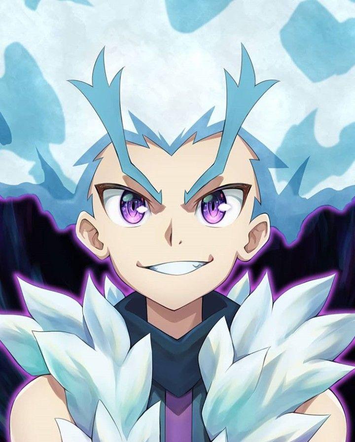 Lui Shirasagi Anime Beyblade Characters Beyblade Burst