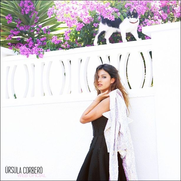 Úrsula Corberó saca su lado más sensual para la revista InStyle. | Úrsula Corberó Blog Oficial