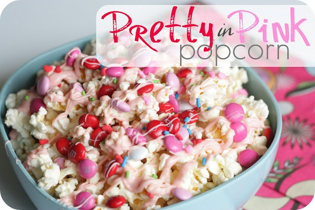 Pretty in Pink Popcorn | Pinkie Pie's Party room