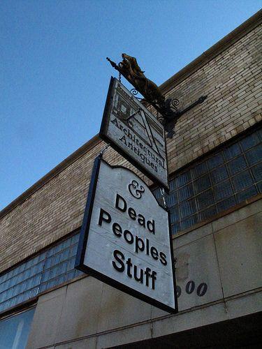 sources - architectural antiques & dead peoples stuff