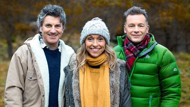 BBC - Winterwatch 2016 - Media Centre