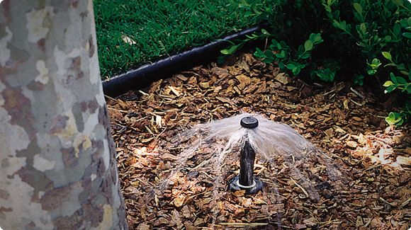PRECISE DELIVERY OF WATER TO TREE ROOTS - Bubblers & Bubbler Nozzles | Hunter Irrigation