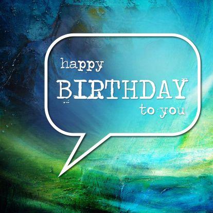 Verjaardagskaart, ontwerp OTTI & Lorie Davison. Verkrijgbaar bij Kaartje2Go.