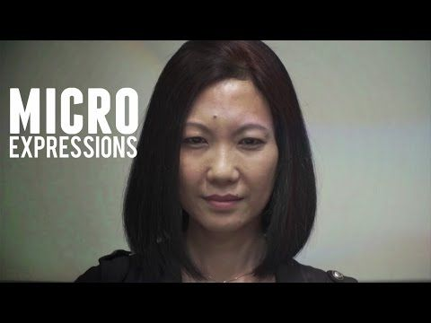 MICRO EXPRESSIONS in 4K - LIE TO ME Style Analysis - Micro Expressions Training like in Lie To Me - YouTube