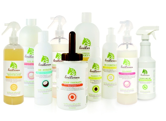 Spring Cleaning with EcoLicious on Cavalcade