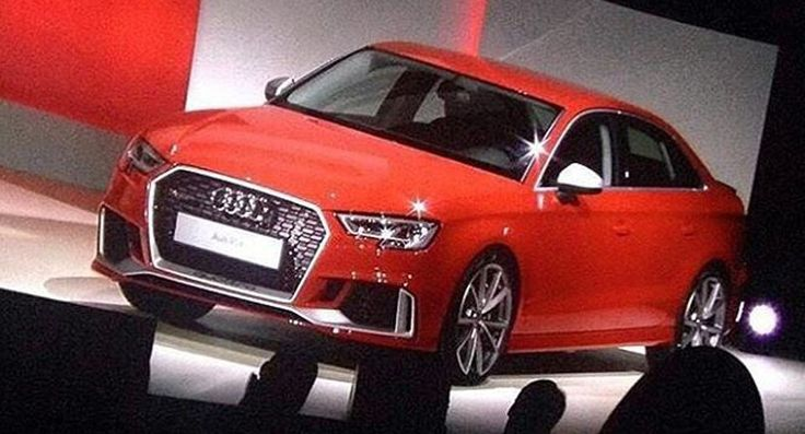Audi RS3 Sedan Gets A 400 Hp Version! Audi RS3 is set to remove any competition in the segment of the new A3 and it confirms the long-rumored 400 hp version of the model! The car will be powered by the good old 2.5-liter TFSI engine, only this time it will have a power of 400 hp and 480 Nm torque, delivered through a seven phase,...
