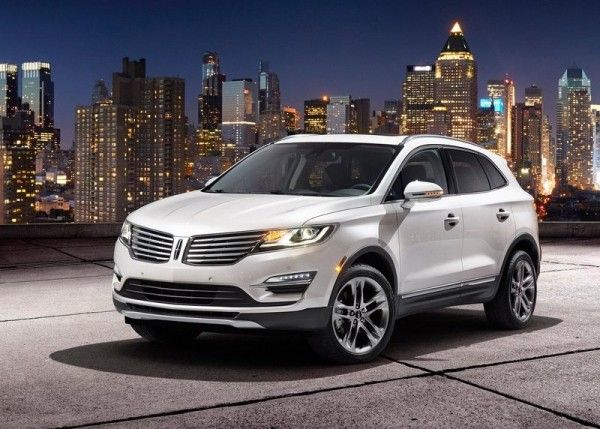 2015 Lincoln MKC Release 600x429 2015 Lincoln MKC Full Reviews